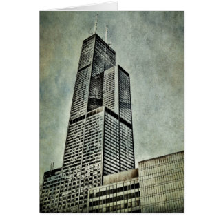 Willis Tower 2012 Card