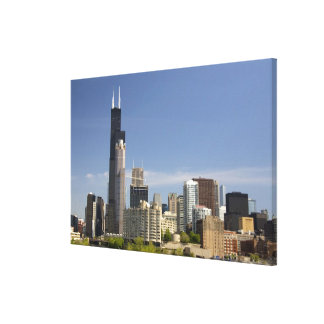 Willis Tower formerly known as the Sears Tower Canvas Print