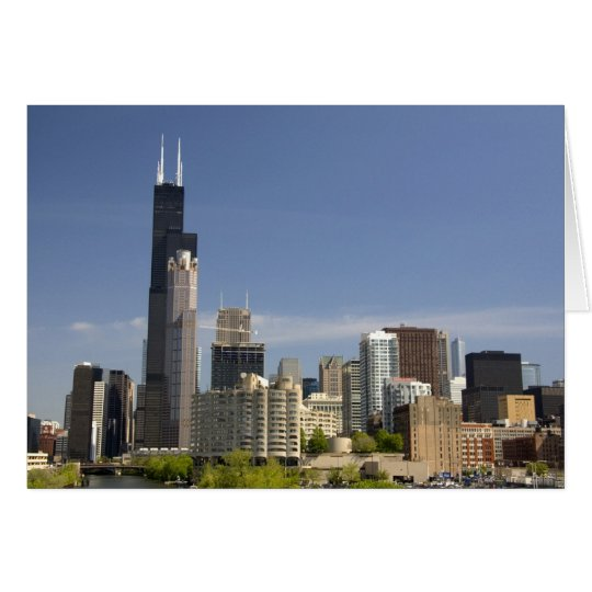 Willis Tower formerly known as the Sears Tower Card