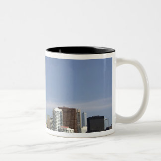 Willis Tower formerly known as the Sears Tower Two-Tone Coffee Mug