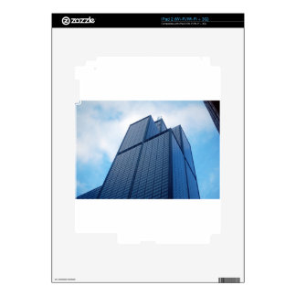 willis tower iPad 2 decals