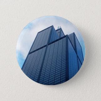 willis tower pinback button