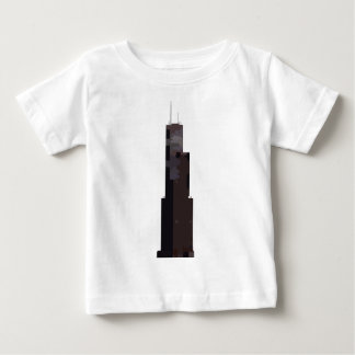 Willis Tower (Sears Tower) Baby T-Shirt