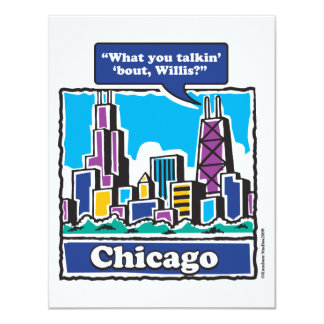 Willis Tower/Sears Tower Card