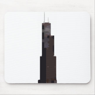 Willis Tower (Sears Tower) Mouse Pad