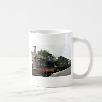 Williton station, West Somerset Railway, UK Coffee Mug