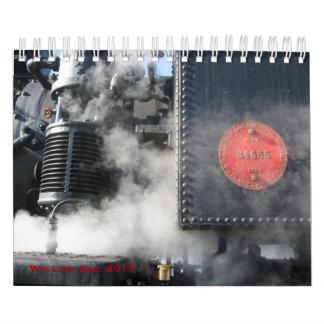 Willits Rail 2010 Calendar