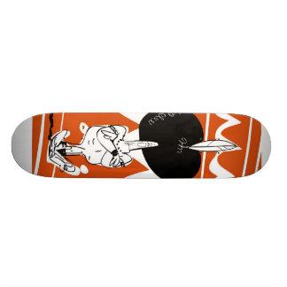 WILLIWIKI board skiz Custom Skate Board