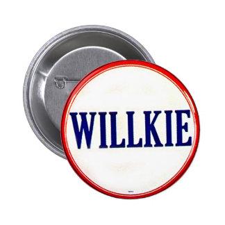 Willkie - Button