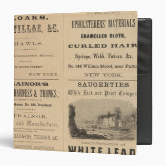 Willouchby H Reed and Company Binder