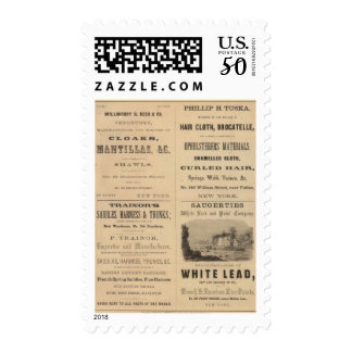 Willouchby H Reed and Company Postage