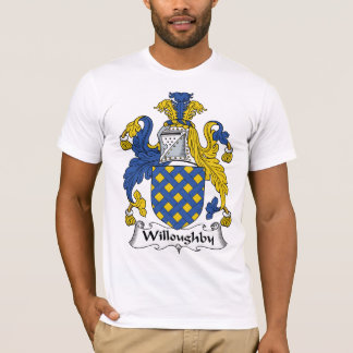 Willoughby Family Crest T-Shirt