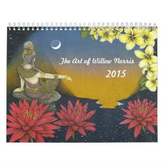 Willow B Norris 2015 Calendar
