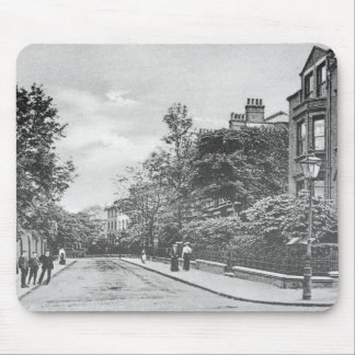 Willow Bridge Road, Canonbury, Islington, c.1905 Mouse Pad