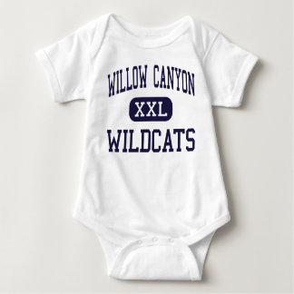 Willow Canyon - Wildcats - High - Surprise Arizona Baby Bodysuit