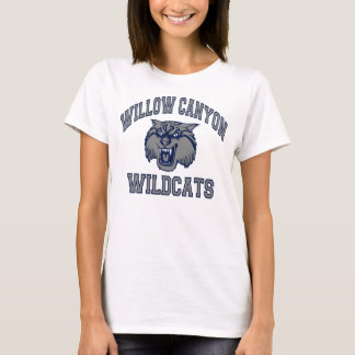 Willow Canyon Wildcats T-Shirt