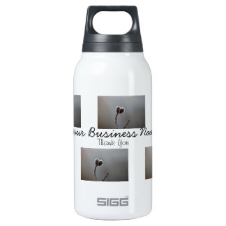 Willow Catkins After Spring Rain; Promotional Insulated Water Bottle