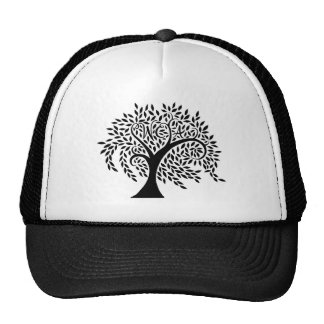 Willow Creek Academy Wispy Tree Logo Trucker Hat