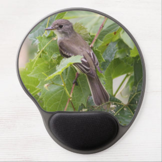 Willow Flycatcher Gel Mouse Pad