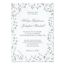 Willow Garden Elegant Floral Card