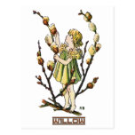Willow Girl Post Card