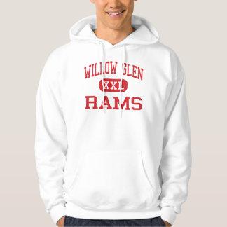 Willow Glen - Rams - High - San Jose California Hoody