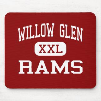 Willow Glen - Rams - High - San Jose California Mouse Pad