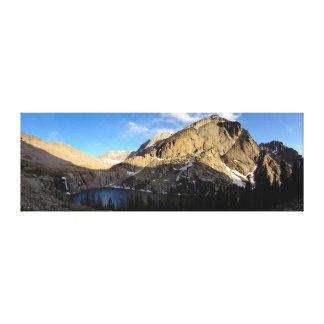 Willow Lake - Sangre de Cristo Mountains Canvas Print
