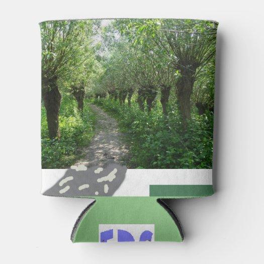 Willow Landscape Biesbosch Can Cooler