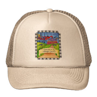 Willow May Goes to the Midnight Carnival Trucker Hat