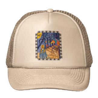 Willow May Midnight Carnival Trucker Hat