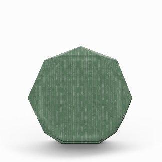 Willow Pattern Acrylic Award