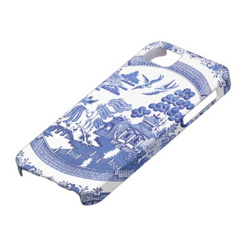 Willow Pattern iPhone5 Cases iPhone 5 Cases
