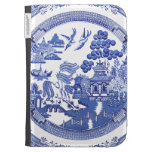 Willow Pattern kindle covers