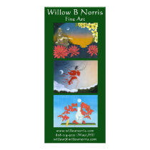 Willow Rack Cards