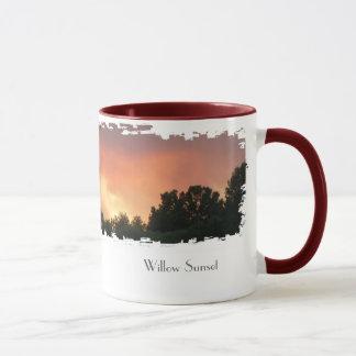 Willow Sunset Mug