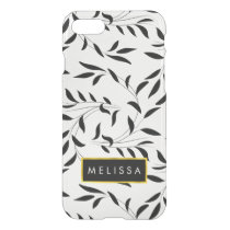 Willow Tree Custom Name iPhone 7 Case