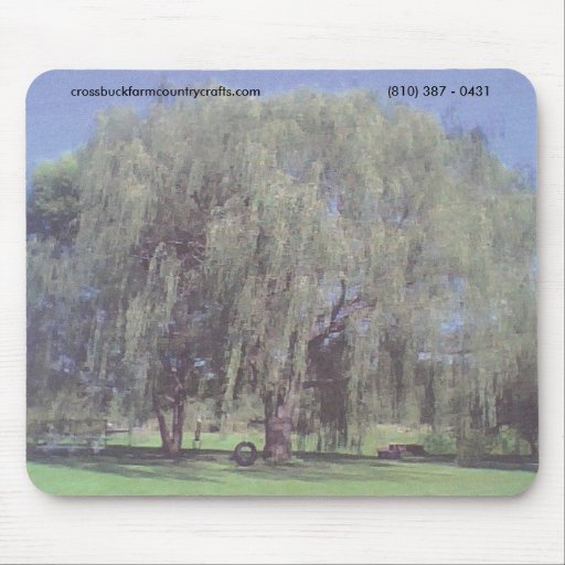 Willow Tree Mousepad