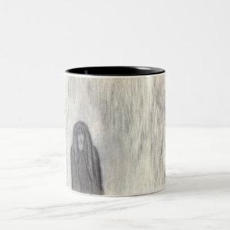 Willow Two-Tone Coffee Mug