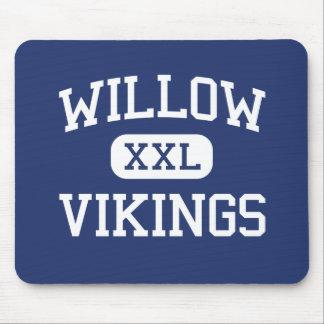 Willow - Vikings - Continuation - Crockett Mouse Pad