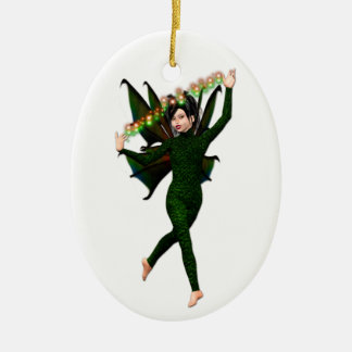 Willow Woodsprite Fairy Ornaments