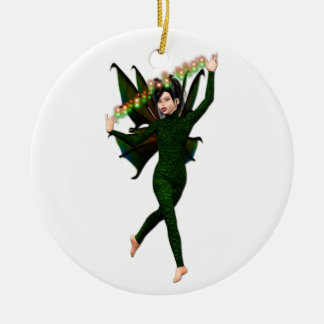 Willow Woodsprite Fairy Ornament