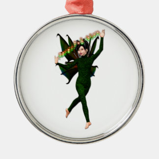 Willow Woodsprite Fairy Christmas Ornaments