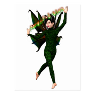 Willow Woodsprite Fairy Postcard