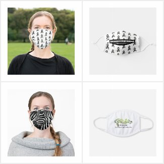 WillowFibroClinic Cloth Masks