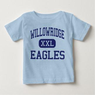 Willowridge - Eagles - altos - tierra Tejas del T-shirts