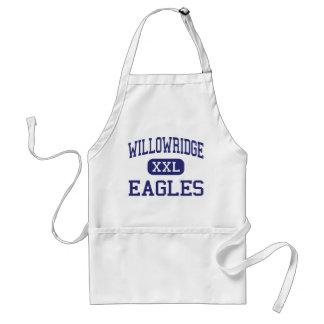 Willowridge - Eagles - High - Sugar Land Texas Apron