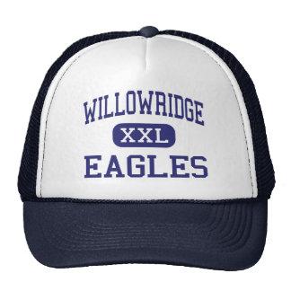Willowridge - Eagles - High - Sugar Land Texas Trucker Hat