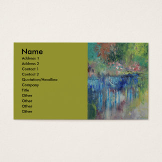 Willows Business Card