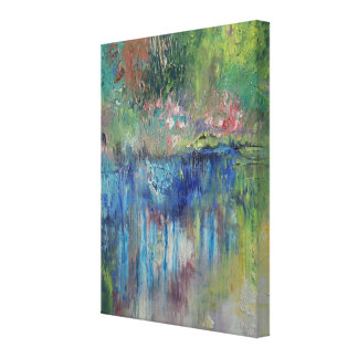 Willows Canvas Print